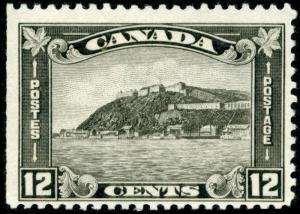 CANADA #174 12¢ F-VF OG NH CV $55 BN2093
