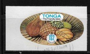 TONGA, 530, USED, ISLAND FRUIT