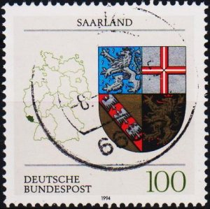Germany.. 1994 100pf S.G.2556 Fine Used