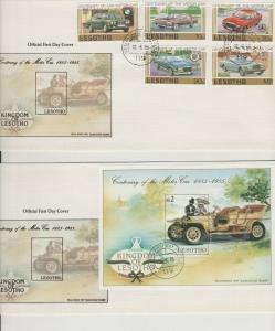 Century of Motoring. 1990
