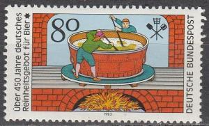 Germany #1396 MNH (S8347)