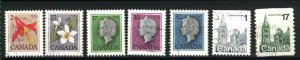 Can #782,787,789,791-92,797,806   used VF PD