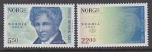 Norway 1346-1347 MNH VF