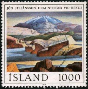 ICELAND #511, USED - 1978 - ICE395AFF6