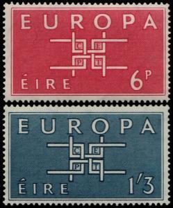 ✔️ IRELAND 1963 - EUROPA CEPT - SC. 188/189 MNH OG [IR0159]