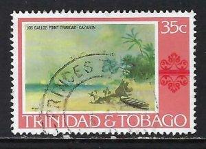 TRINIDAD & TOBAGO 265 VFU A326-3