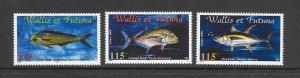 FISH - WALLIS & FUTUNA #533  MNH