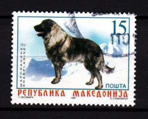 Macedonia 145 used