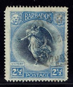 Barbados SG# 205 - Used - Lot 021216