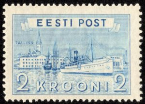Estonia Scott 138 Mint never hinged.