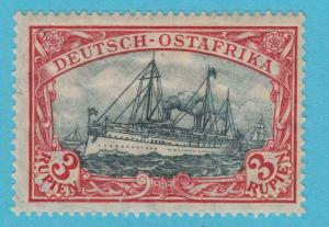 GERMAN EAST AFRICA 41 MINT HINGED OG * NO FAULTS VERY FINE !