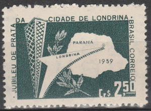 Brazil #897 MNH (S2858L)