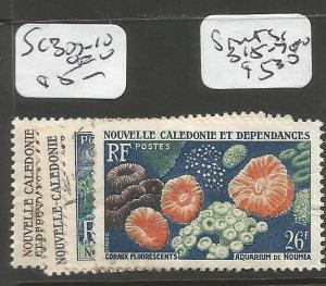 New Caledonia SC 307-10 VFU (5ckv)