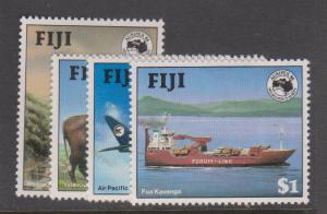 Fiji Sc#514-517 MLH