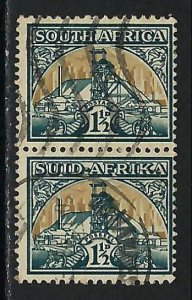 SOUTH AFRICA 51 VFU N521