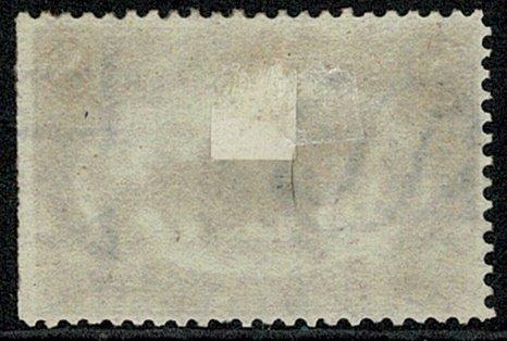 U.S.A. 1898 8c PURPLE VFU SG295 Wmk.w87 TRANS-MISSISSIPPI EXPOSITION,OMAHA VGC