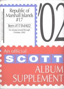 Marshall Islands Supplement # 17