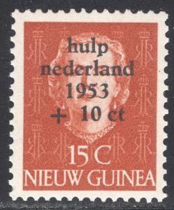 NETHERLANDS-NEW GUINEA SCOTT B2