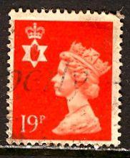 Great Britain, Regional, North. Ireland; 1988: Sc. # NIMH36: O/Used Single Stamp