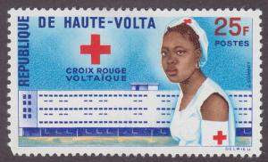 Burkina Faso 96 Hospital and Nurse 1962