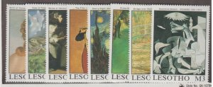 Lesotho Scott #660-667 Stamps - Mint NH Set