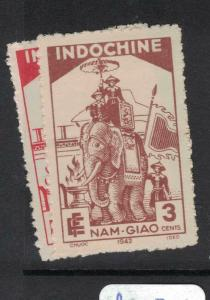 French Indochina SC 213-4 NGAI (10dvx)