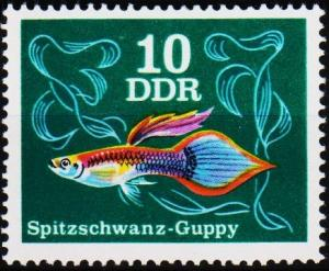 Germany(DDR). 1976 10pf S.G.E1891 Unmounted Mint