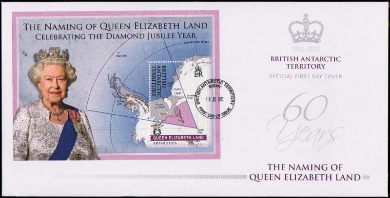 British Antarctic Territory Scott 441 Unaddressed.