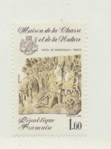 France Scott #1778, Museum of Hunting and Nature Issue From 1981, Collectible...