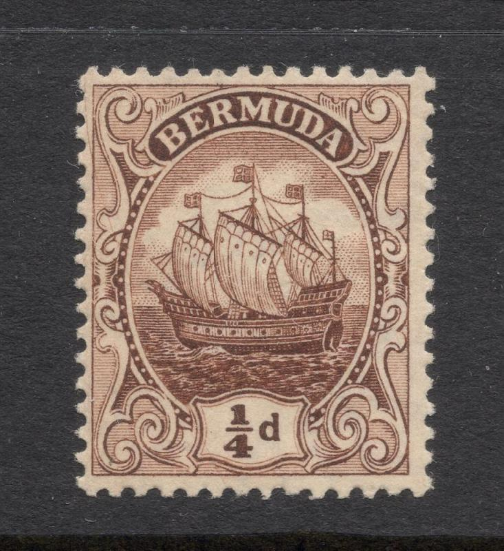 Bermuda #40 Brown - Unused - O.G.