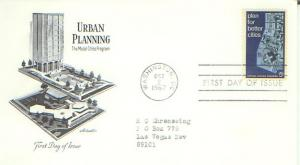 Urban Planning (USFDCPH1333)