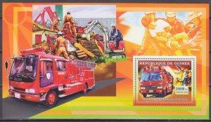 2006 Guinea 4456/B1070 fire trucks in japan 7,00 €