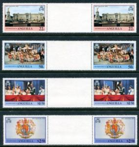 Anguilla 315-8 GP Mint NH CV$3.10+. NO per item shipping