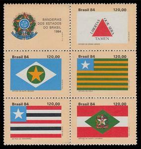 Brazil Scott 1952 Mint never hinged.