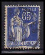 France Used Fine ZA4958