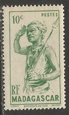 MADAGASCAR/MALAGASY 269 MOG R2-149-1