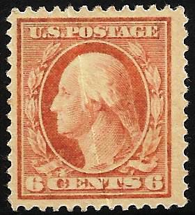 United States 1909 Scott # 336 Used
