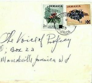 Jamaica *Greenwich* Voice of Prophecy Cover {samwells-covers} 1970 CS118