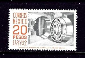 Mexico G24 MNH 1975 issue