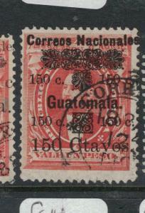 Guatemala SC 30 VFU (1dwa)