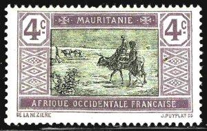 Mauritania 20 - MNH