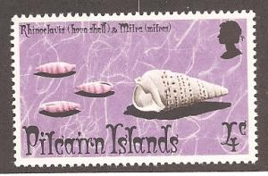 Pitcairn Islands 137 Mint VF LH