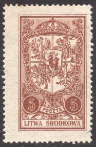 CENTRAL LITHUANIA SCOTT 39