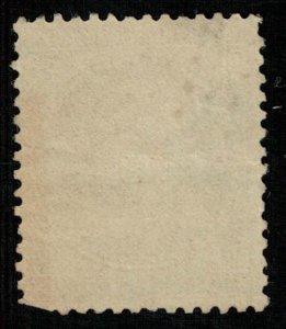 France, 1863-1870 Emperor Napoléon III, 10 c, YT #28 (Т-7983)