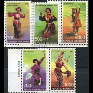 1815-1819 Traditional Dance and Costumes CV$3