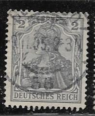 Germany Sc.65c /Mi. 68 Used L41