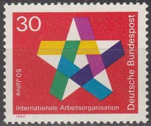 Germany #995 MNH (S9060)