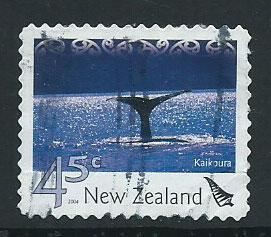 New Zealand SG 2611  Used Type 1