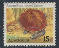 Australia SG 786 perf 12½  Fine  Used