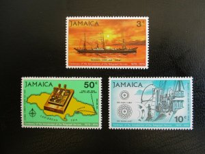 Jamaica #319-22 Mint Never Hinged (M3S7)